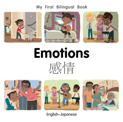 Emotions (English–Japanese) Patricia Billings