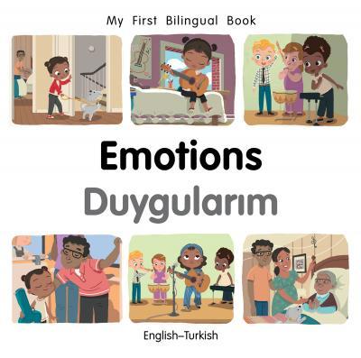 Emotions (English–Turkish) Patricia Billings