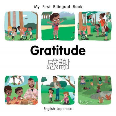 Gratitude (English–Japanese) Patricia Billings