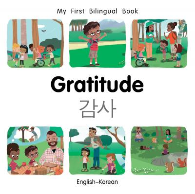 Gratitude (English–Korean) Patricia Billings