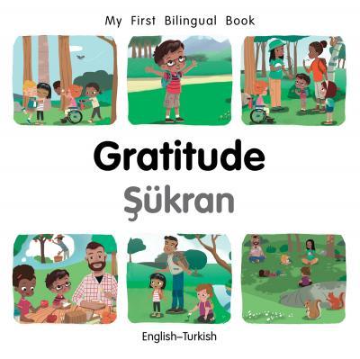 Gratitude (English–Turkish) Patricia Billings