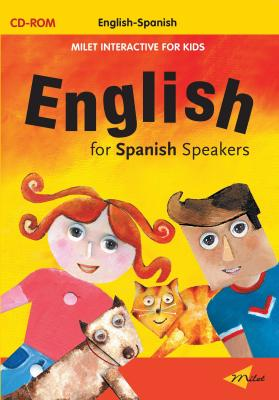 English For Spanish Speakers Interactive CD