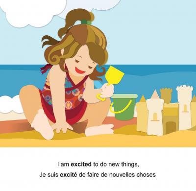 Feelings (English–French) Milet