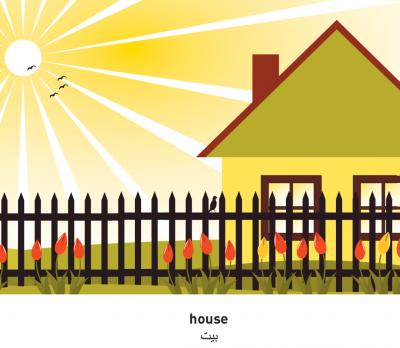 Home (English–Arabic) Milet