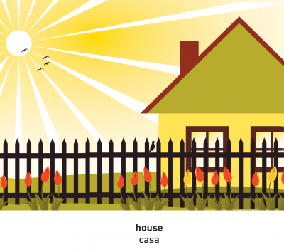 Home (English–Spanish) Milet