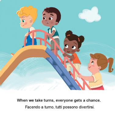 Sharing (English–Italian) Patricia Billings