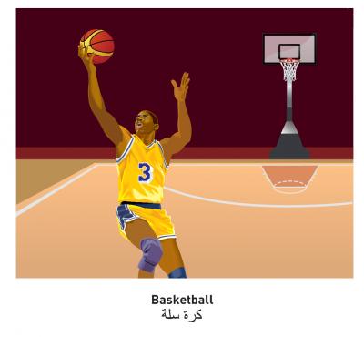 Sports (English–Arabic) Milet