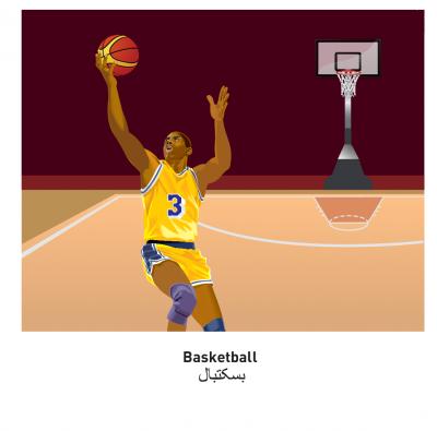 Sports (English–Farsi) Milet