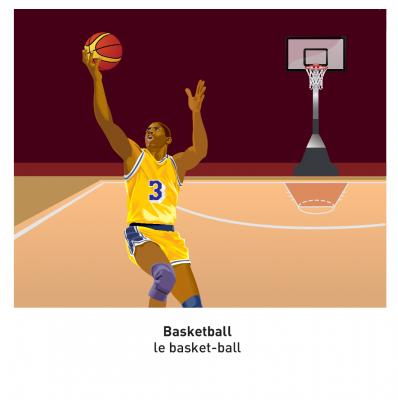 Sports (English–French) Milet
