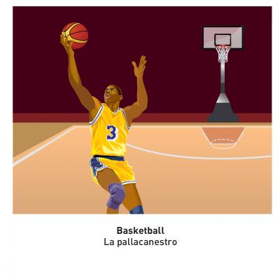 Sports (English–Italian) Milet